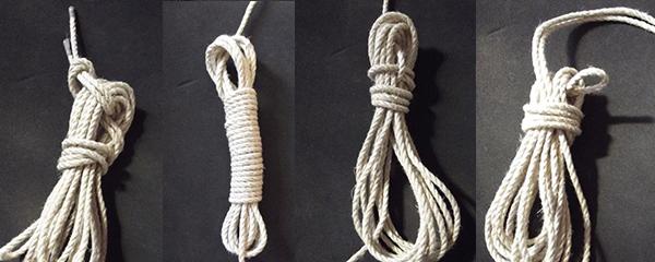 Nodi per riporre le corde